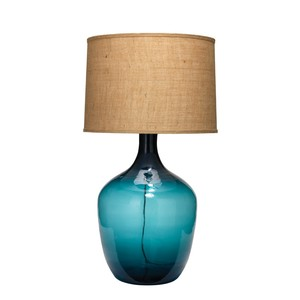 Plum Jar Table Lamp XL