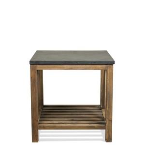Rectangular Side Table   Riverside