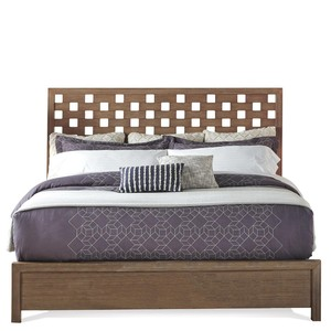 Queen Panel Bed   Riverside