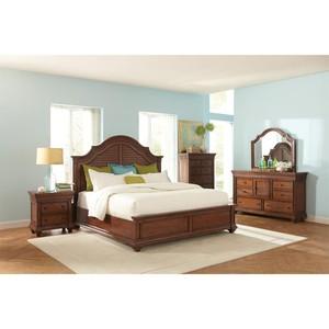 Queen Arch Bed | Riverside