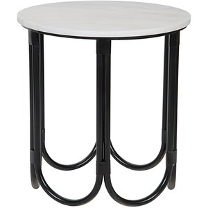 Davina Side Table | Noir