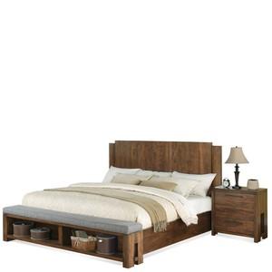 Queen Panel Bed | Riverside