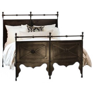 Channing Iron Bed | Dovetail