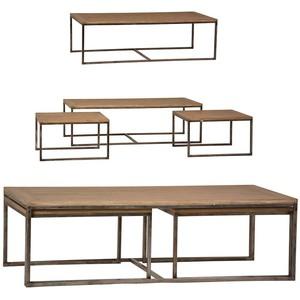 Ventana Coffee Table (Set of 3)