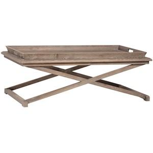 Caprice Rectangular Coffee Table | Dovetail