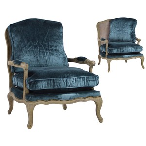 Emanuel Bergere Chair   Dovetail