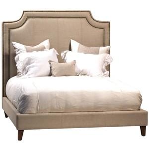 Bramley Upholstered Bed | Dovetail