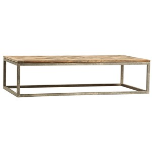 Mathis Coffee Table   Dovetail