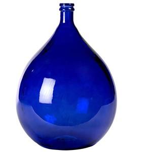 Large Blue Olive Bottle | Dovetail