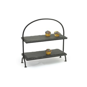 Slate Tiered Stand | Park & Main