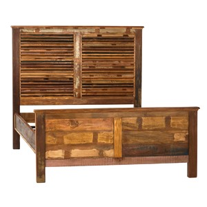 Nantucket Queen Panel Bed | Dovetail