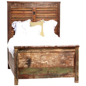 Nantucket Twin Bed
