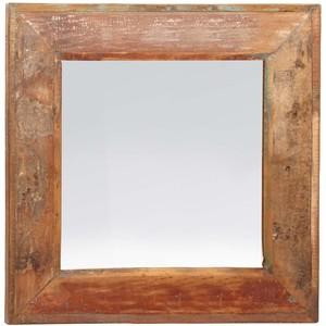 Nantucket Square Mirror