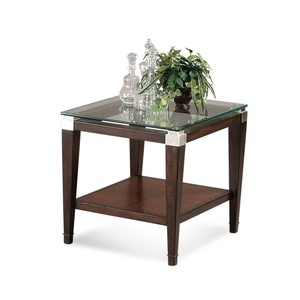 Dunhill Rectangular End Table