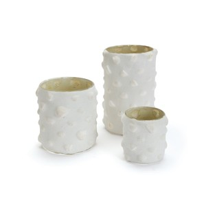Set of Three Tulum Votive Holders | Park & Main
