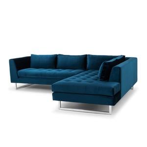 Janis Sectional Sofa   Nuevo