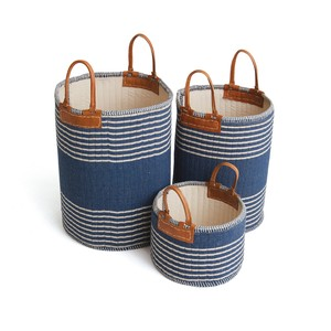 Set of Three Schumer Baskets