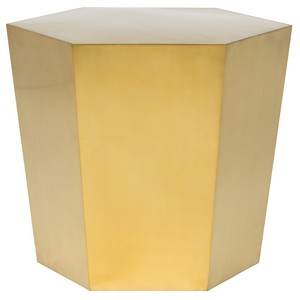 Hexa Tapered Side Table | Nuevo