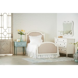 Sisters Upholstered Bed | Magnolia Home