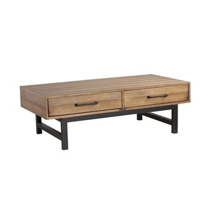 Pier and Beam Coffee Table