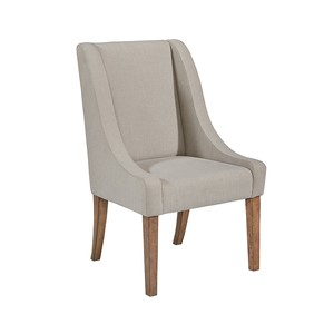 Demi-Wing Side Chair | Magnolia Home