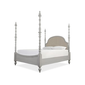 The Dogwood Upholstered Bed   Paula Deen Home