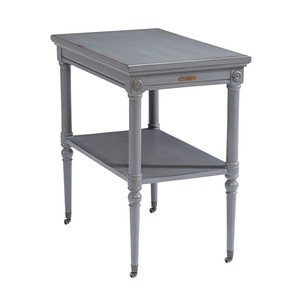 Side Table in French Grey