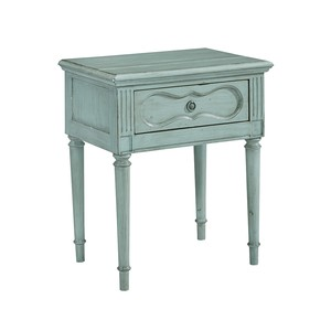 Night Table in French Blue