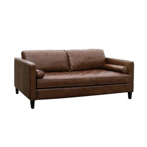 Dapper Leather Sofa