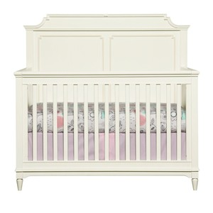 Built To Grow Crib in Frosting | Stone & Leigh