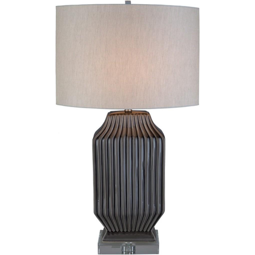 Blacklake Table Lamp | Surya