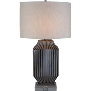 Blacklake Table Lamp | Surya
