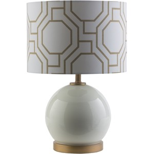 Bowen Table Lamp | Surya