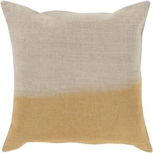 Dip Dyed Throw Pillow | Surya