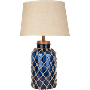 Amalfi Blue Table Lamp | Surya