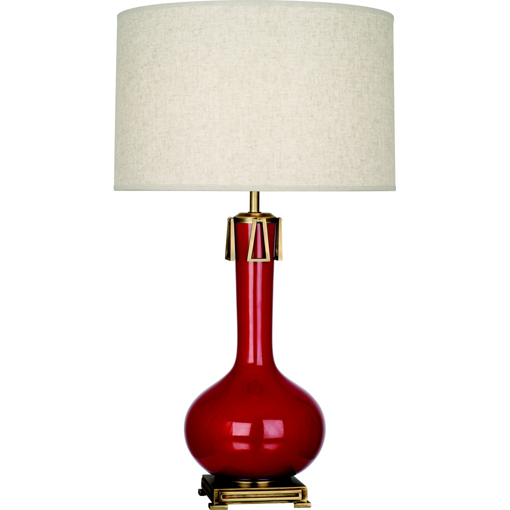 Athena Table Lamp | Robert Abbey