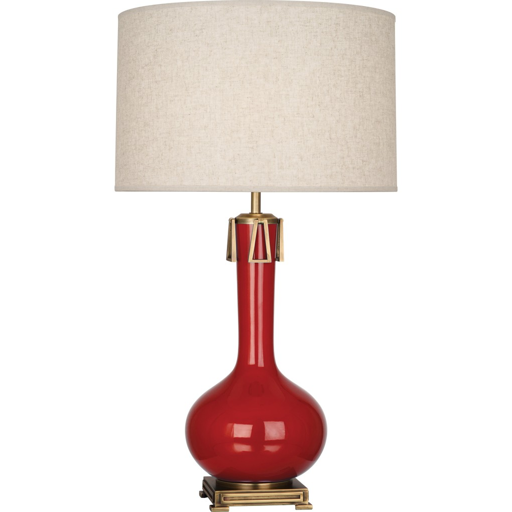 Athena Table Lamp   Robert Abbey