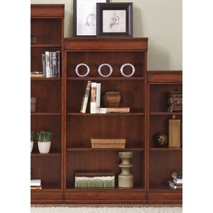 "Jr Executive 60"" Bookcase | Liberty Furniture"