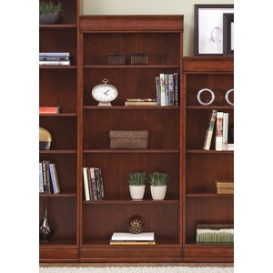 "Jr Executive 72"" Bookcase | Liberty Furniture"