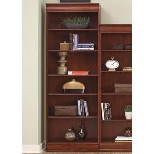 "Jr Executive 84"" Bookcase | Liberty Furniture"