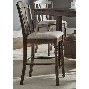 SlatBack Barstool | Liberty Furniture