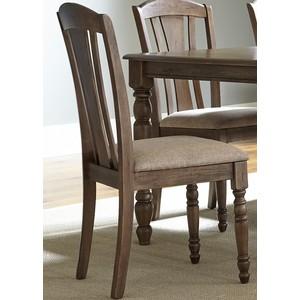 SlatBack Side Chair | Liberty Furniture