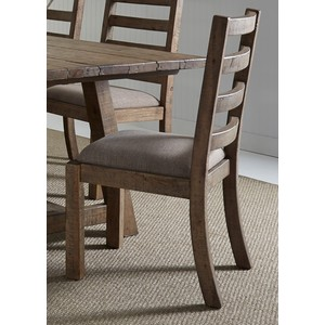 LadderBack Side Chair | Liberty Furniture