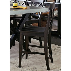 X-Back Counter Chair | Liberty Furniture