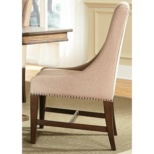 Upholstered Side Chair | Liberty Furniture