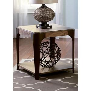 Rectangular End Table | Liberty Furniture
