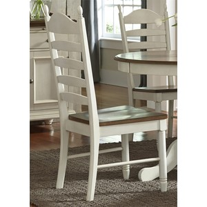 LadderBack Side Chair | Liberty Furniture