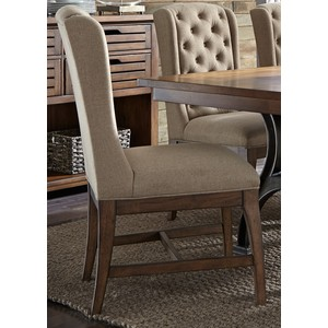 Upholstered Host Chair | Liberty Furniture