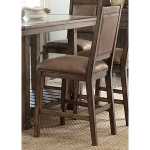 Upholstered Counter Chair | Liberty Furniture