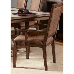 Upholstered Arm Chair | Liberty Furniture